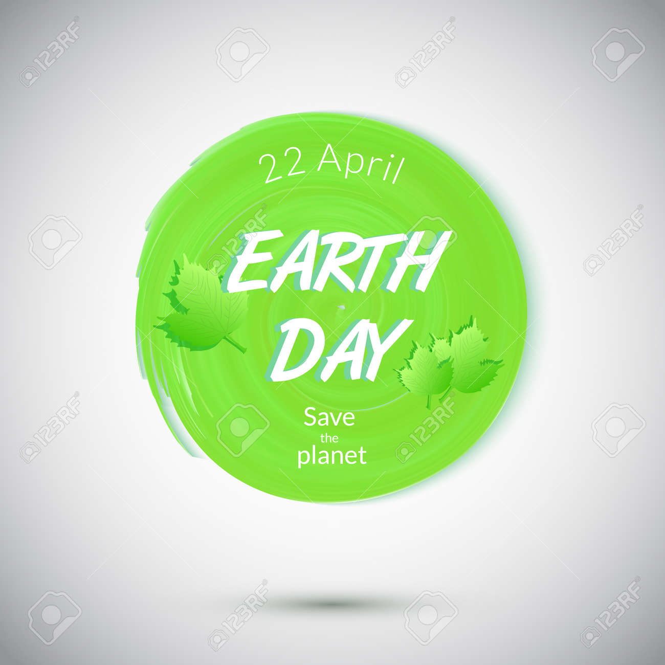Earth day badge isolated green symbol of earth day royalty free earth day badge isolated green symbol of earth day stock vector 54945442 buycottarizona