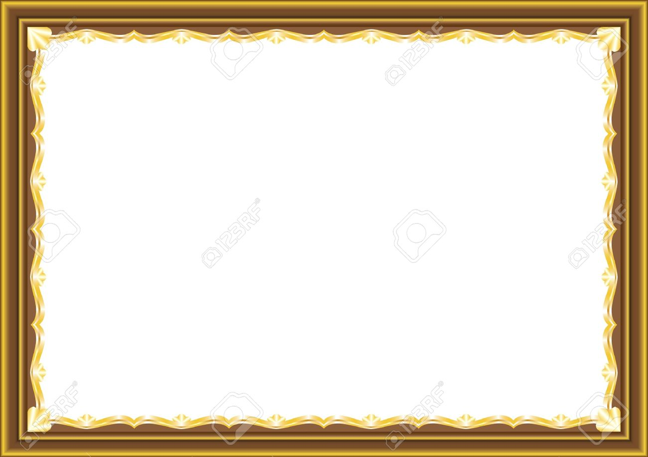picture frame Stock Vector - 10312056