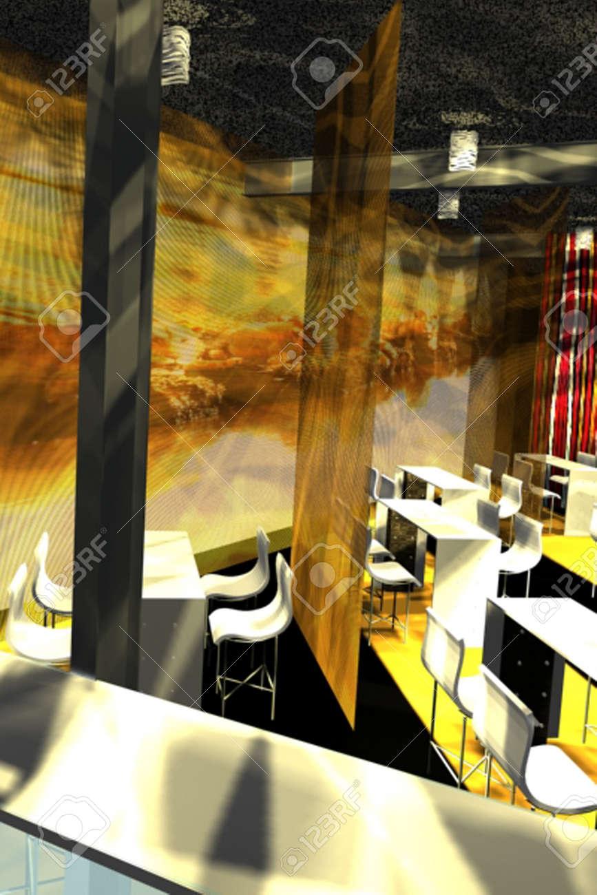 Interiors - (for similar images see my portfolio) Stock Photo - 526229