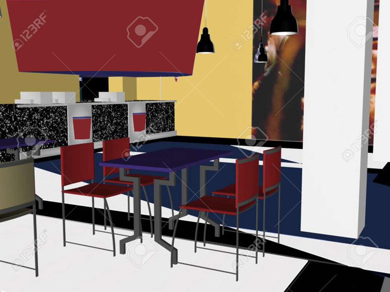 Interiors - (for similar images see my portfolio) Stock Photo - 526188