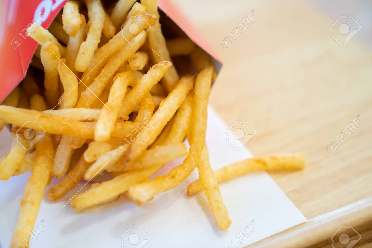 Picture of delicious french fries - 130271999