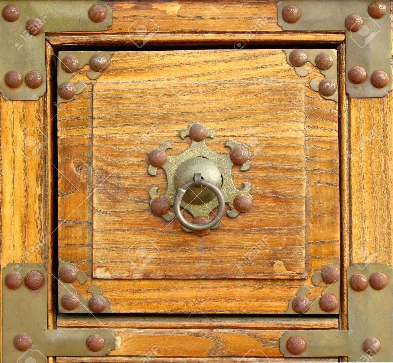 Alte Kommode Ein Stück Antike Chinesische Möbel Lizenzfreie Fotos