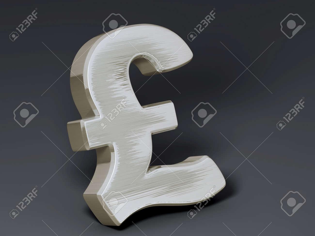 Livre Sterling Symbol