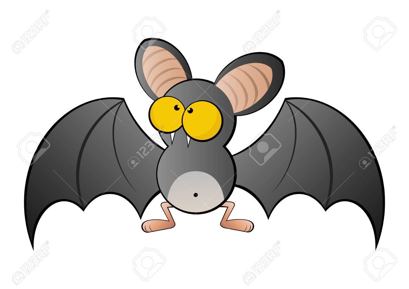 funny cartoon bat - Bat Cartoon