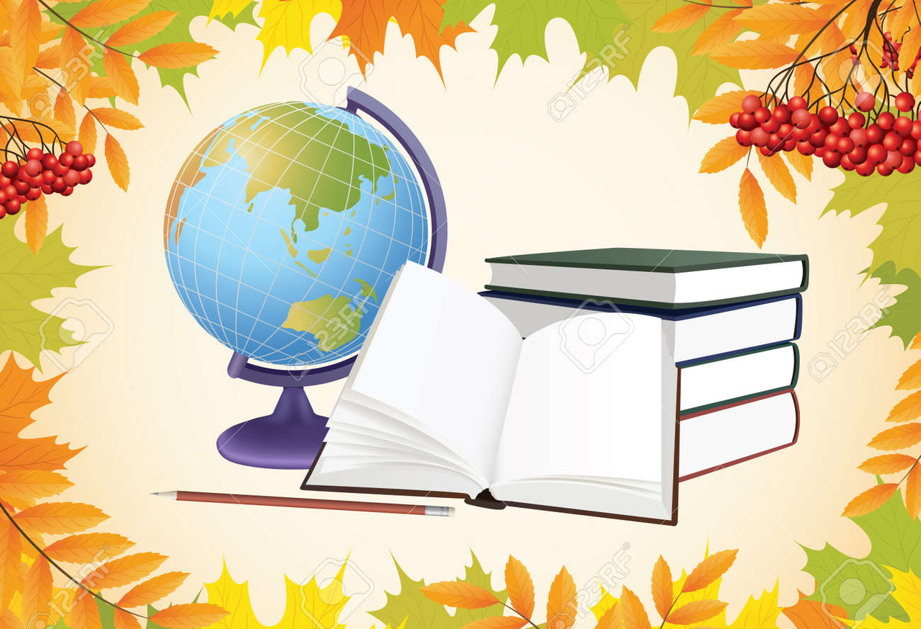 Image result for Autumn at school