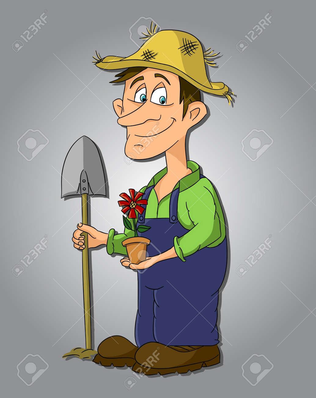 Cartoon Pics of Gardening Gardening Cartoon Cartoon