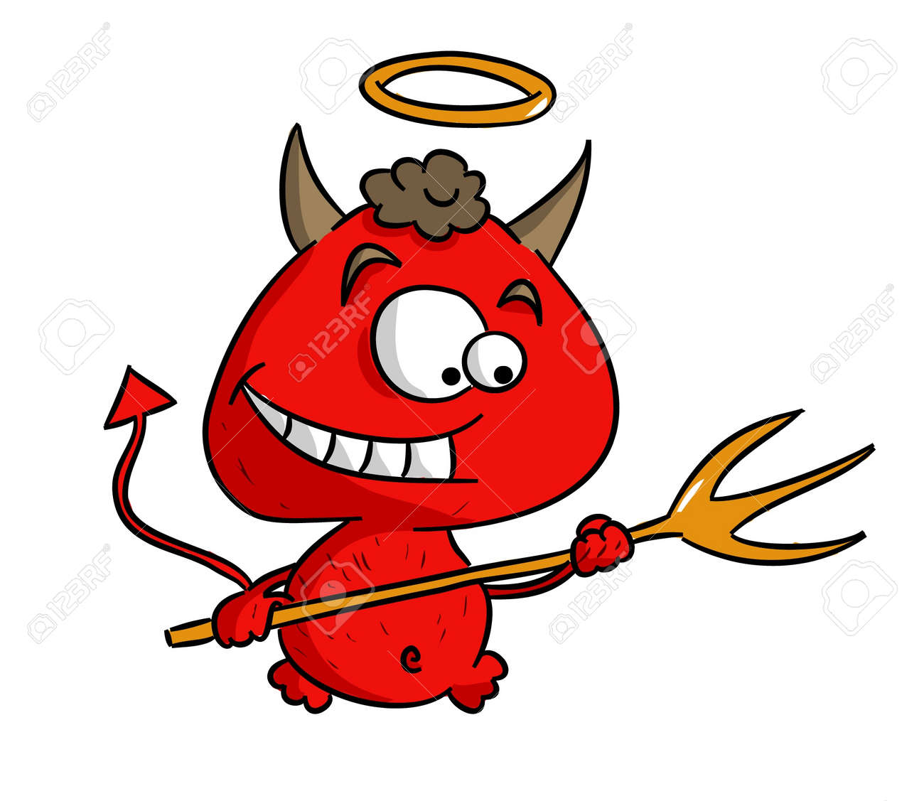 Image result for demon cartoon