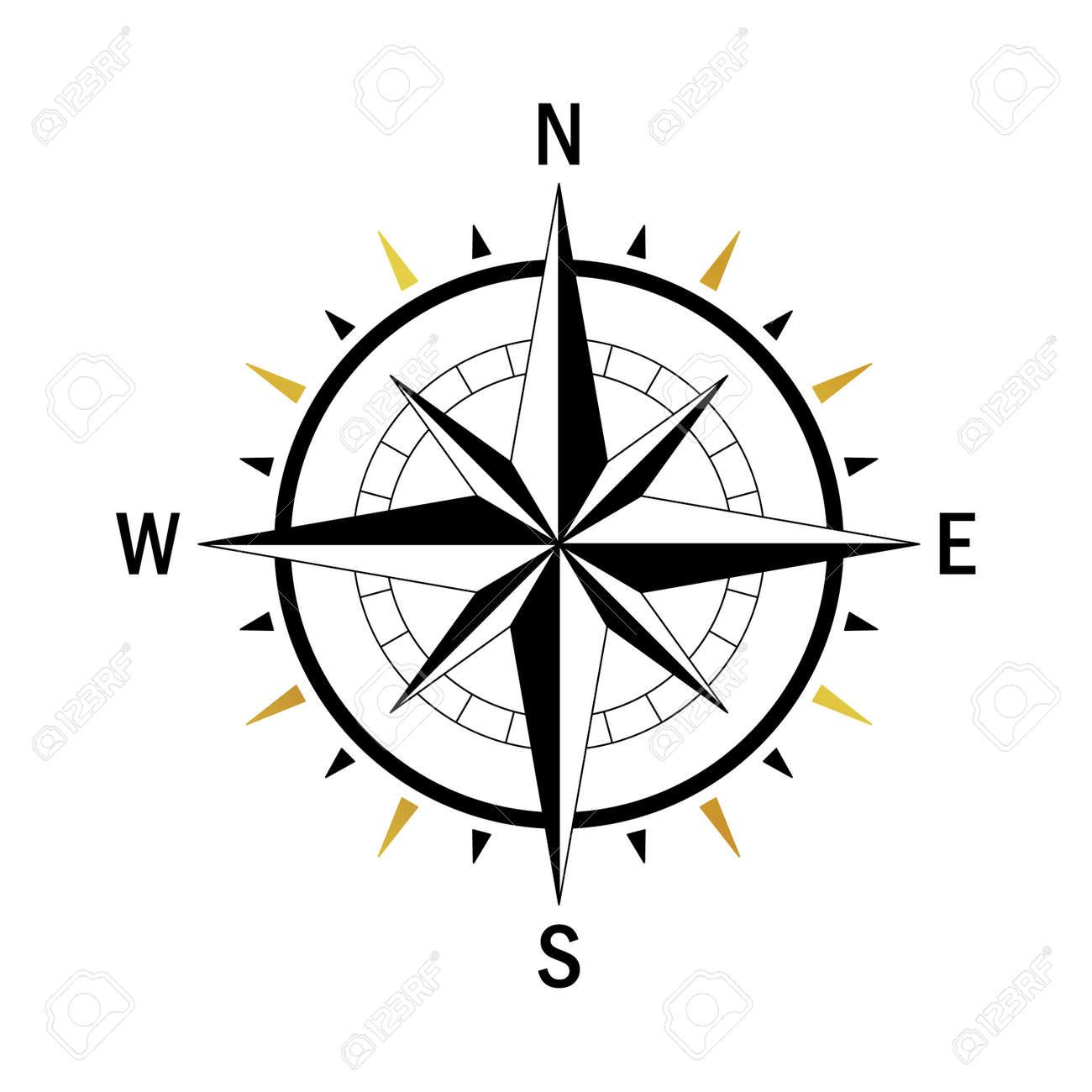 isolated vector compass vector geo mark wind rose rose wind rh 123rf com compass vector free download compass vector art