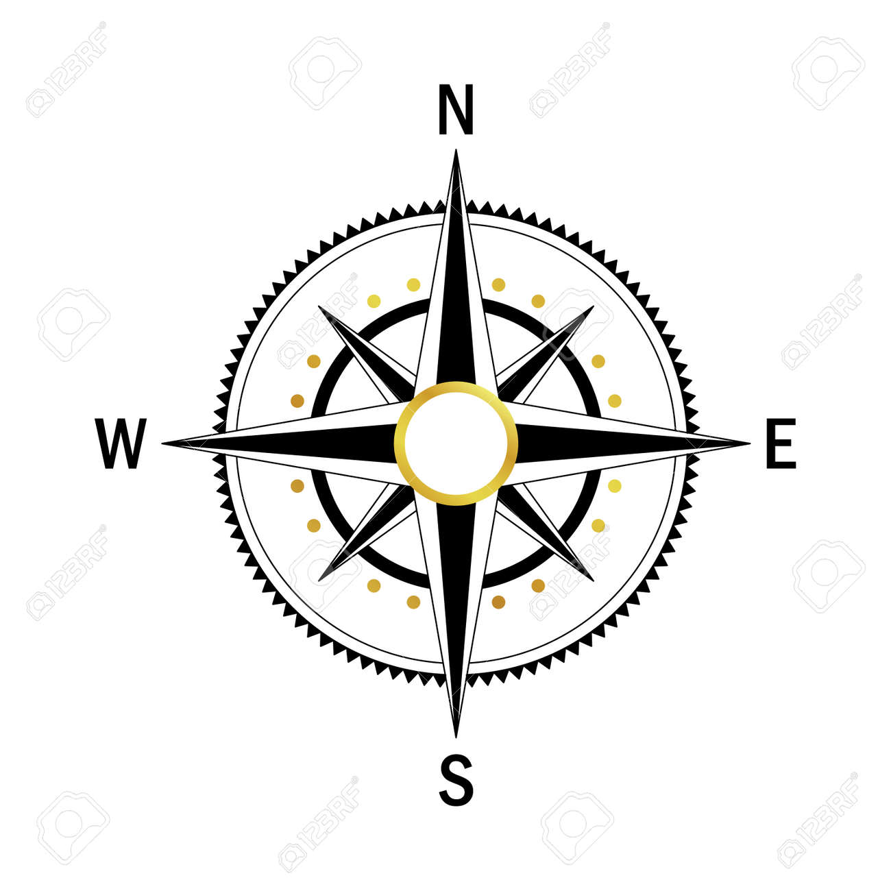 isolated vector compass vector geo mark wind rose rose wind rh 123rf com free compass vector ai free compass vector art