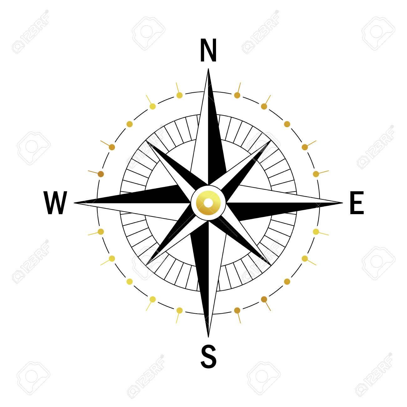 isolated vector compass vector geo mark wind rose rose wind rh 123rf com compass vector art compass vector ai