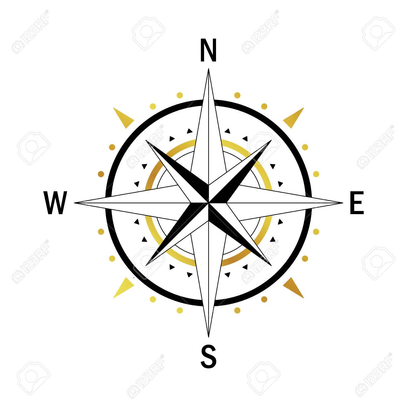 isolated vector compass vector geo mark wind rose rose wind rh 123rf com compass free vector graphic free compass vector images
