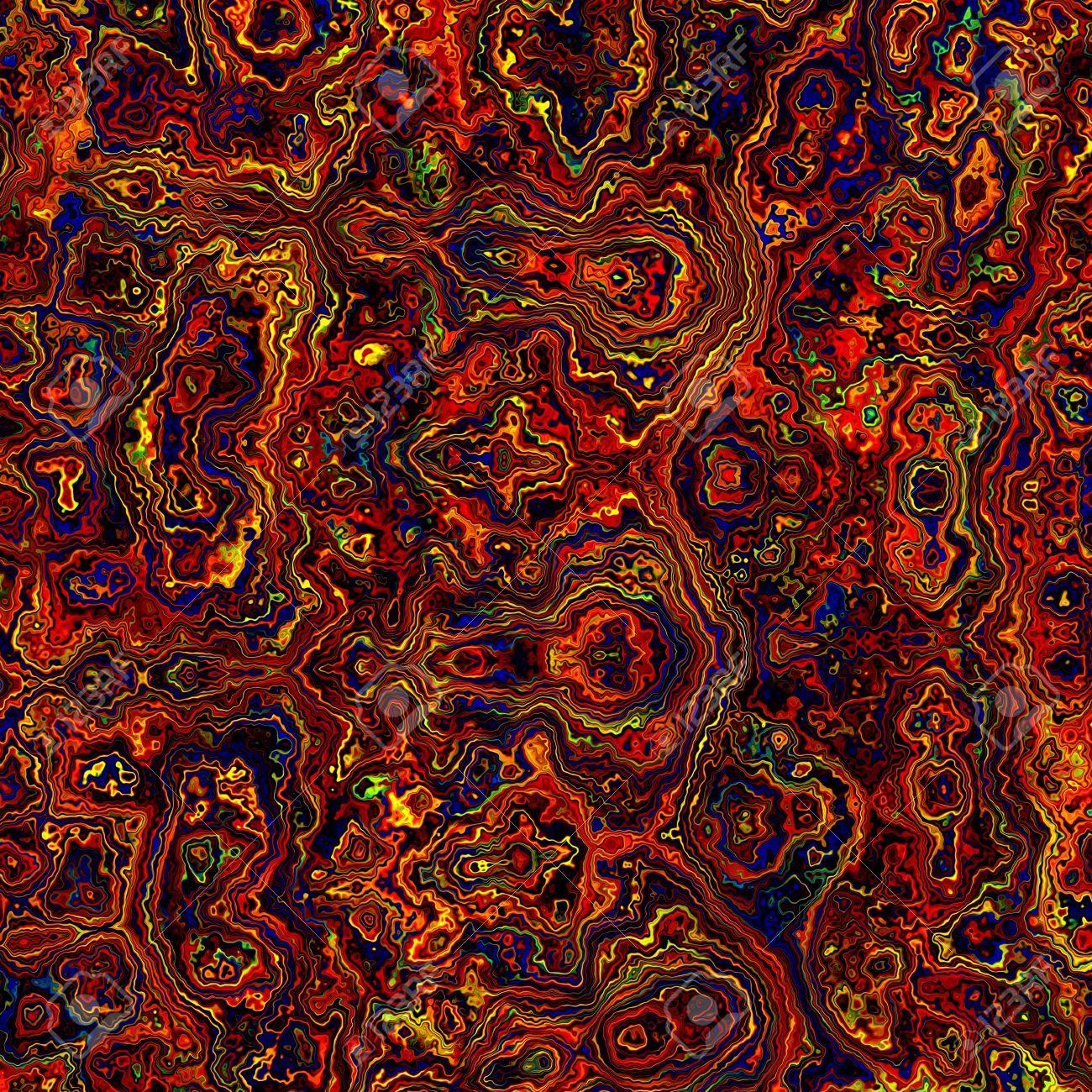 I love weird colorful art - image #2729603 by KSENIA_L on Favim.com