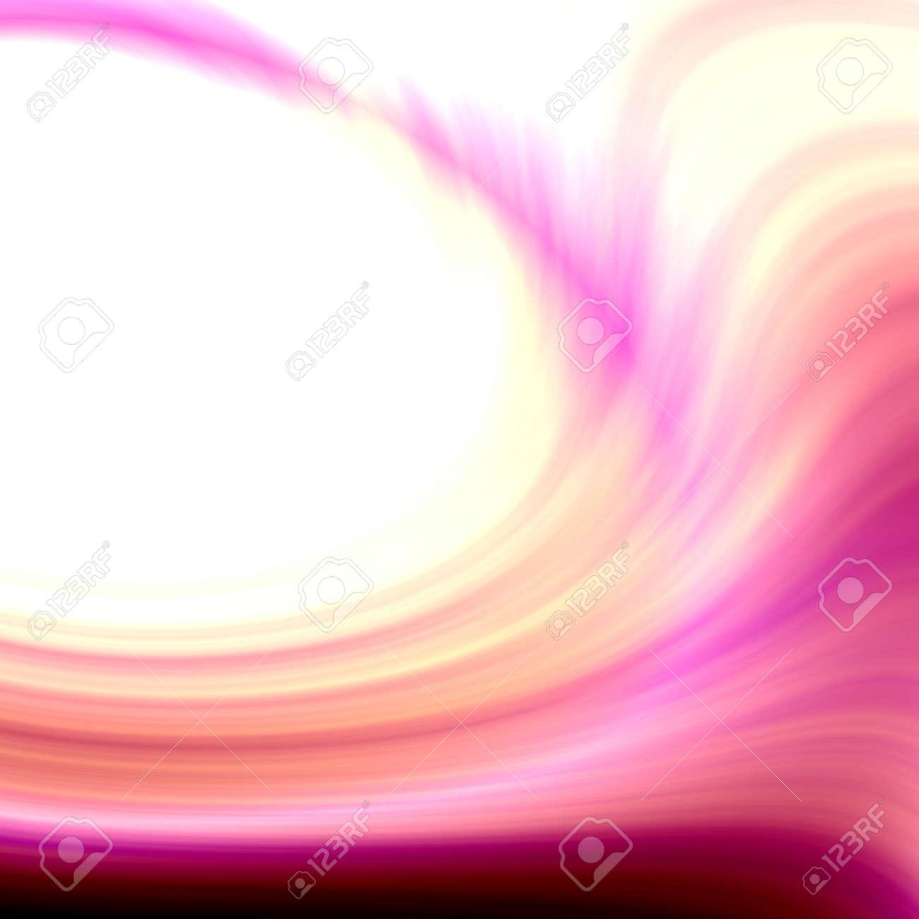 abstract purple swirls business presentation background modern