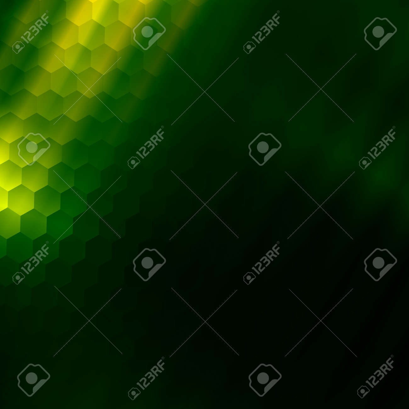 Green Texture Backdrop. Art Illustration. Graphic Color Background ...