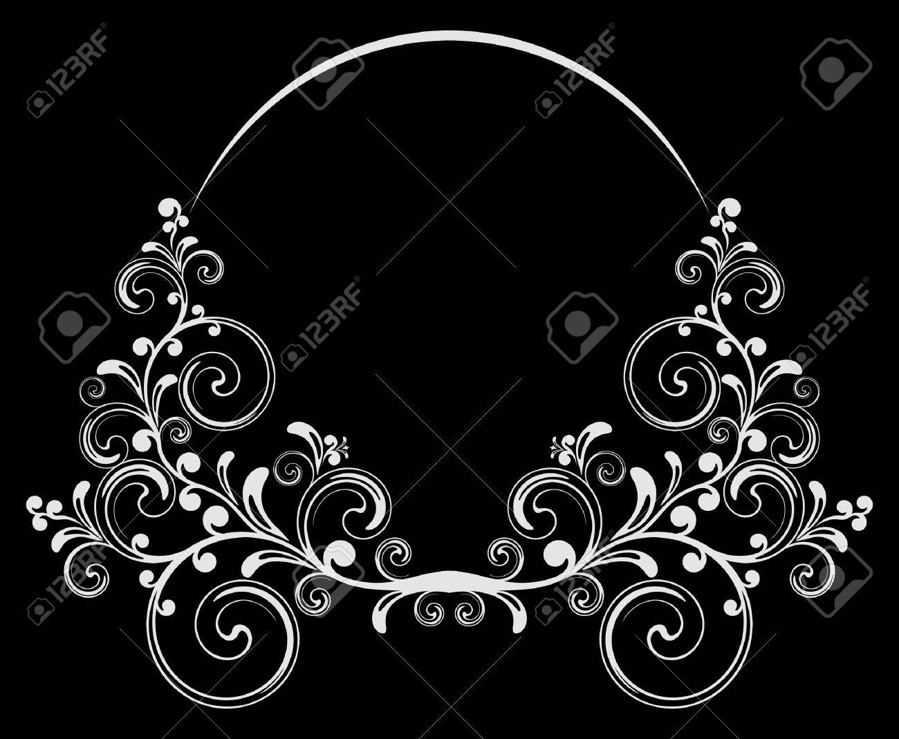 Black-and-white background. - 9929726