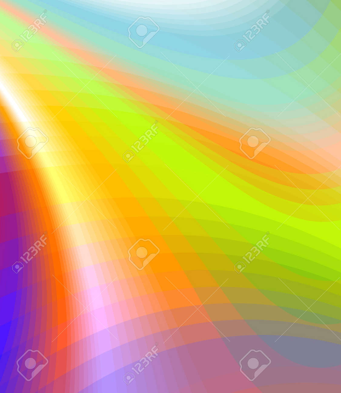 colourfull design Stock Vector - 9929838