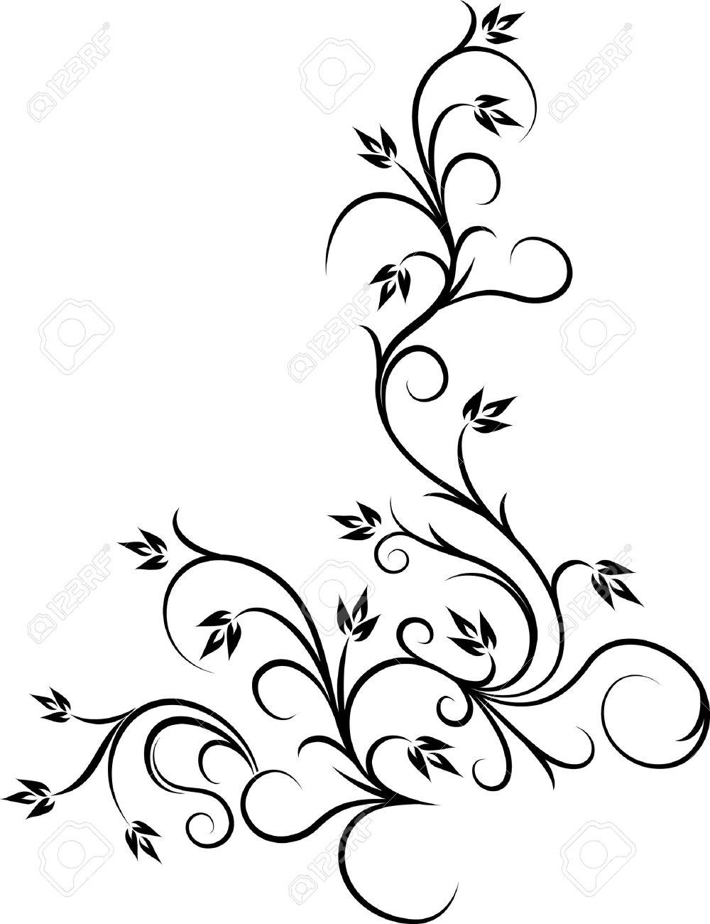 beautiful floral corner - 9930067