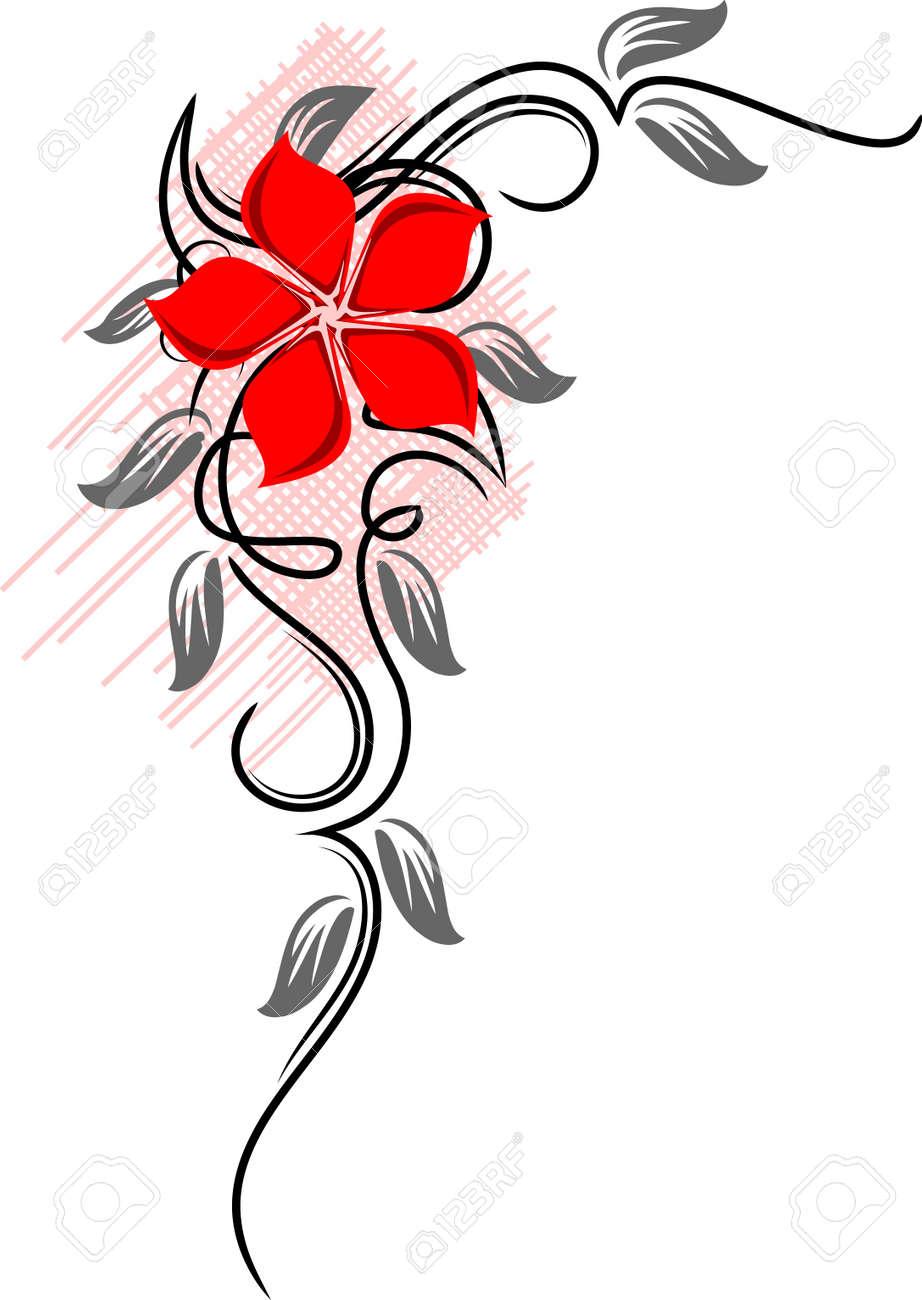 Beautiful flower. - 9930362