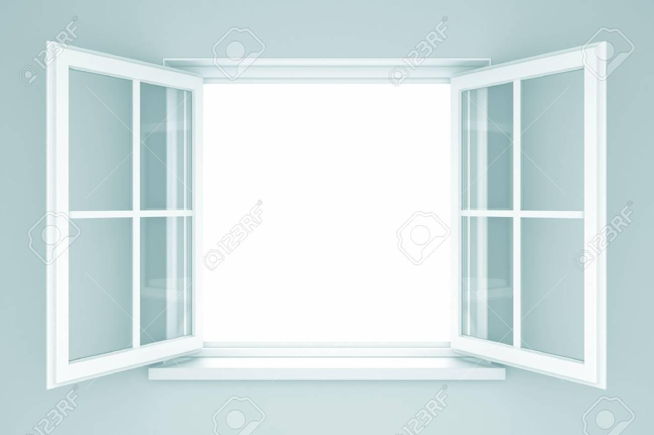 Offenes fenster im winter  Offenes Fenster Lizenzfreie Vektorgrafiken Kaufen: 123RF