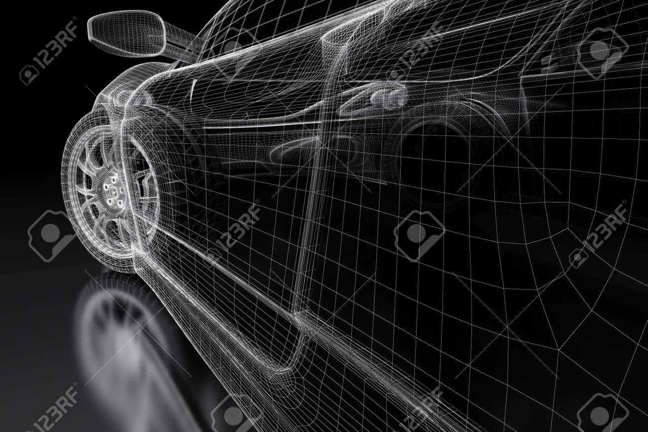 Fein Automotor Blaupausen Bilder - Elektrische Schaltplan-Ideen ...