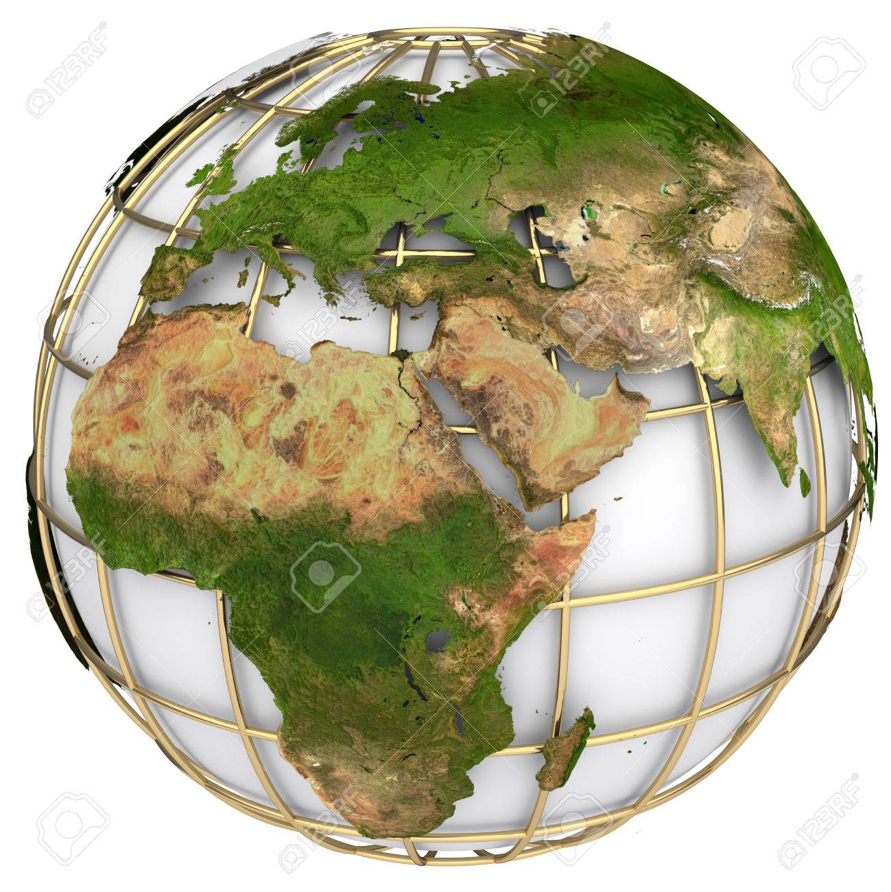 Earth world map africa and europe on a planet globe the earth earth world map africa and europe on a planet globe the earth texture of gumiabroncs Image collections