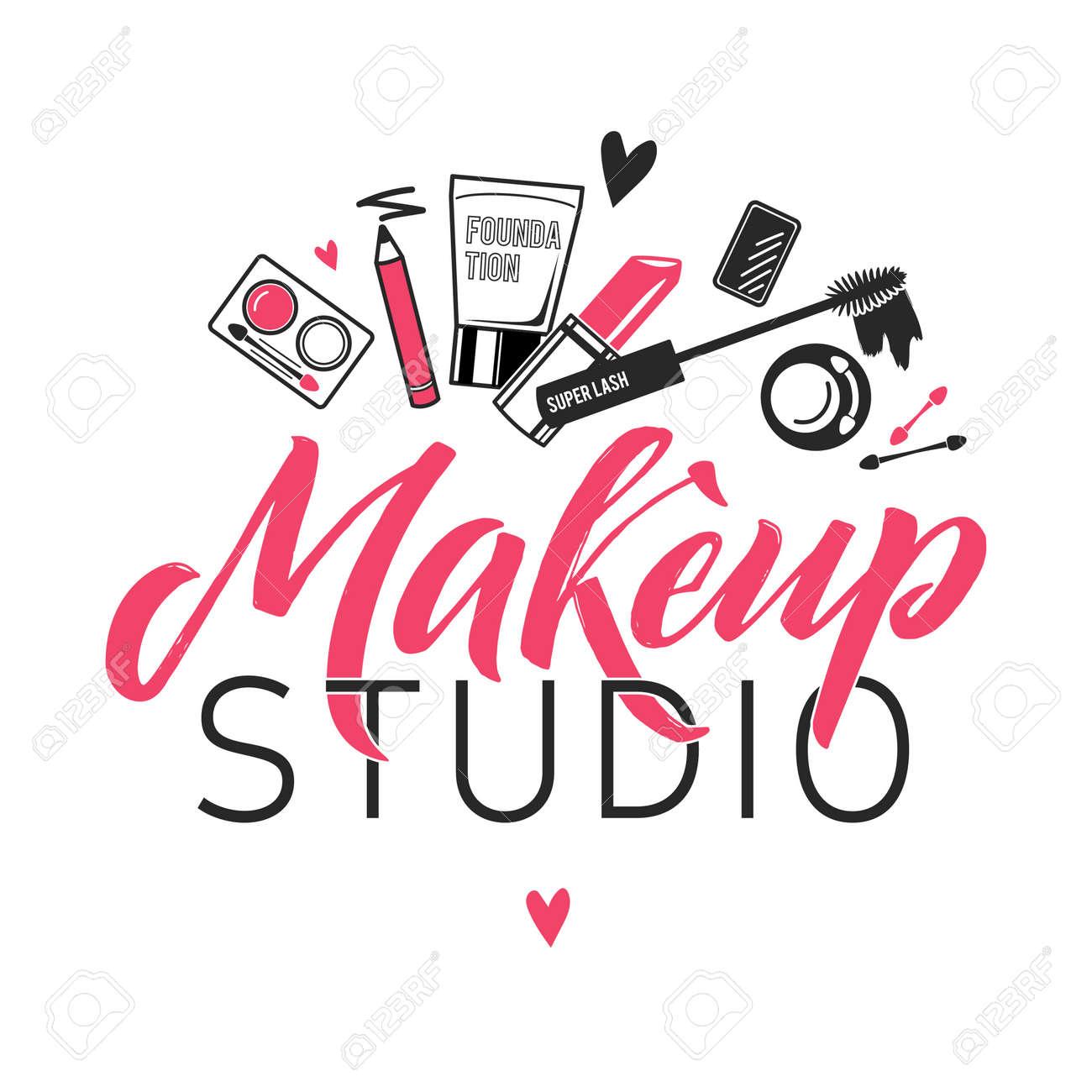Makeup Logo Images | Saubhaya Makeup