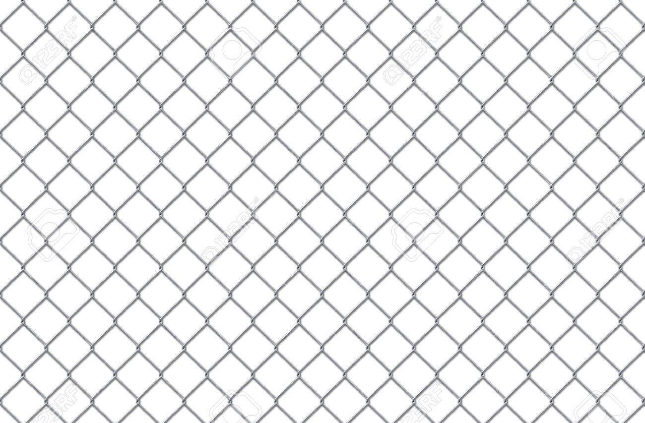Steel lattice on a white background Stock Photo - 9586655