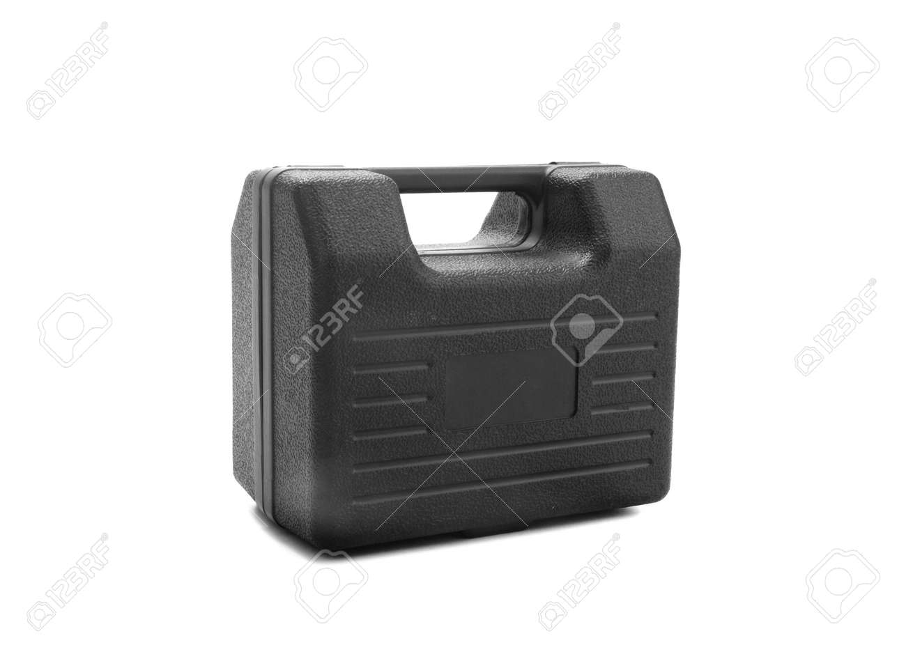 Box for tools. Isolated object on a white background Stock Photo - 10351523