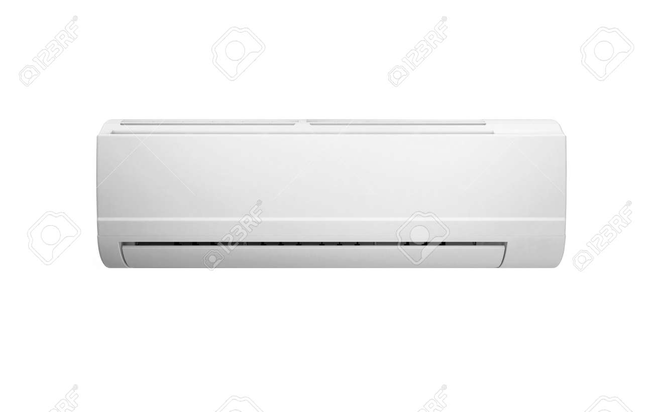 new air conditioner Stock Photo - 12442487