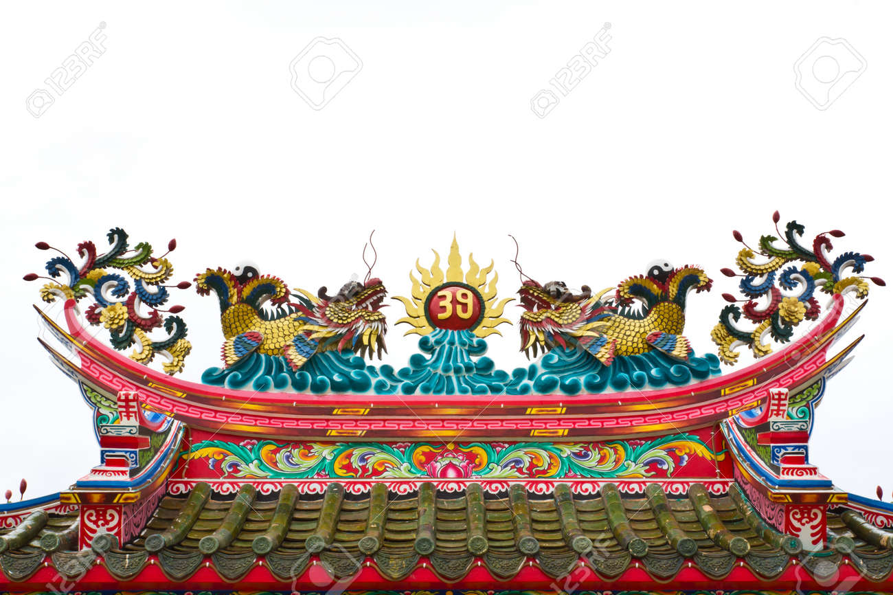 Dragon roof is symbolism and chinese style stock photo picture and dragon roof is symbolism and chinese style stock photo 14529436 buycottarizona Choice Image