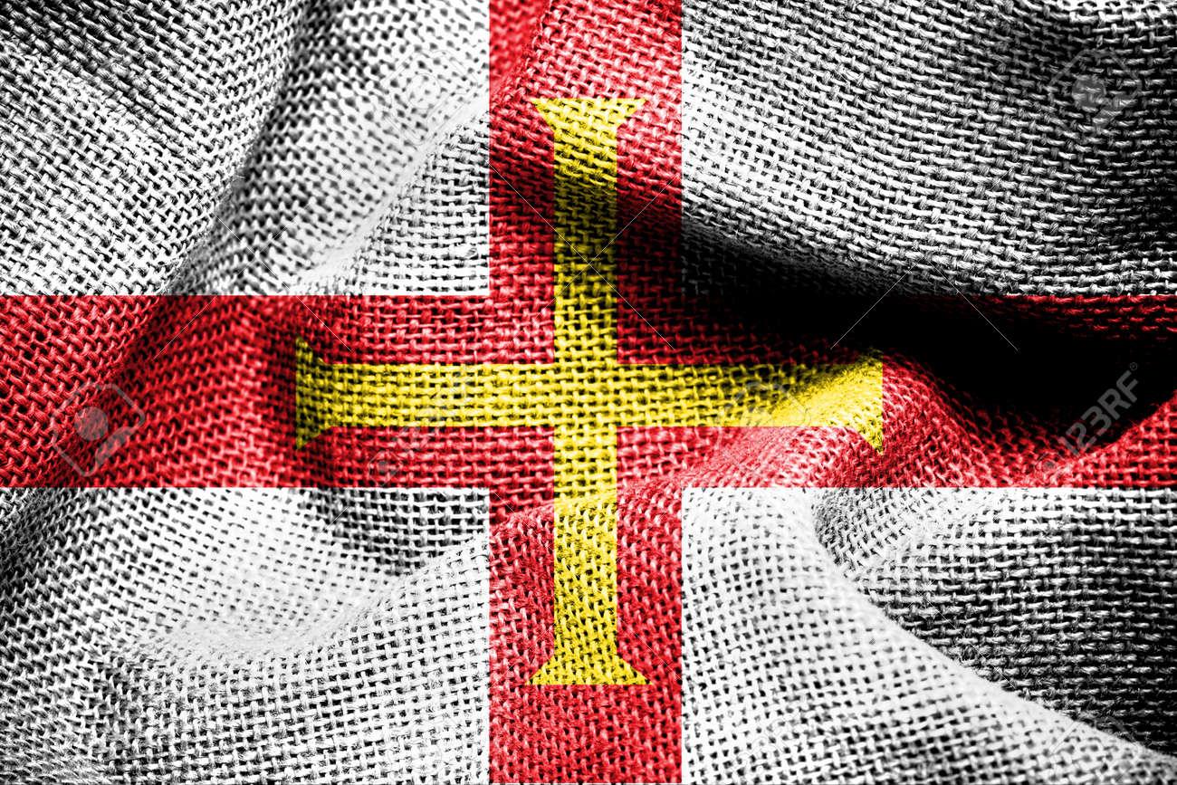 ガーンジーの旗
