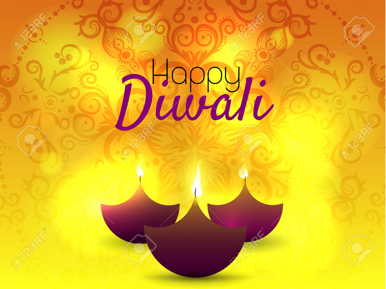Beautiful greeting card for hindu community festival diwali beautiful greeting card for hindu community festival diwali happy diwali festival background illustration diwali m4hsunfo