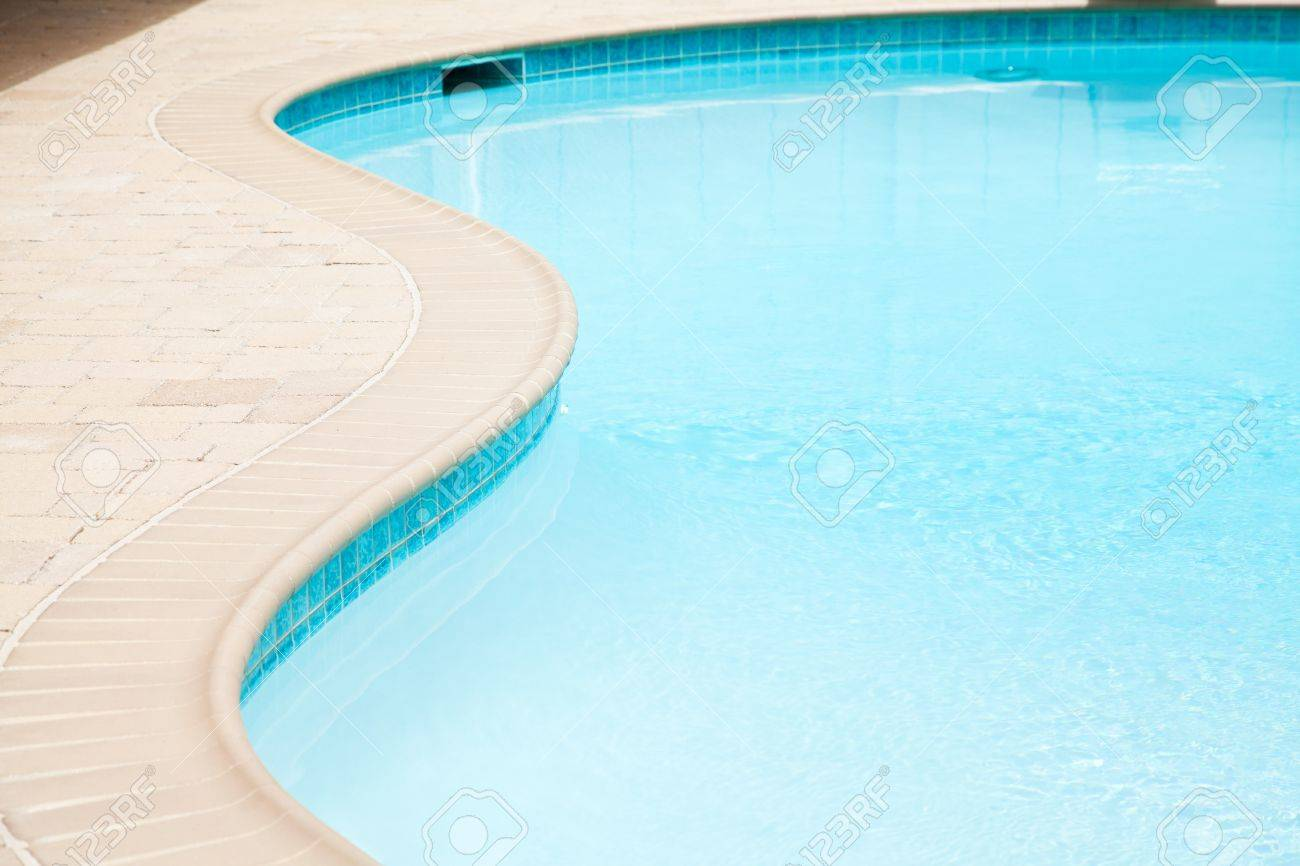 swimming pool close up - 9898110