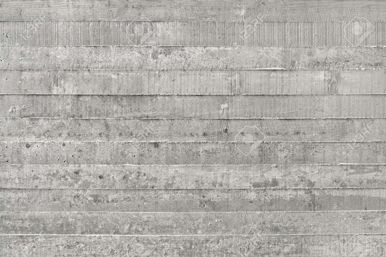 Board-Formed Concrete Texture Stock Photo, Picture And Royalty ...