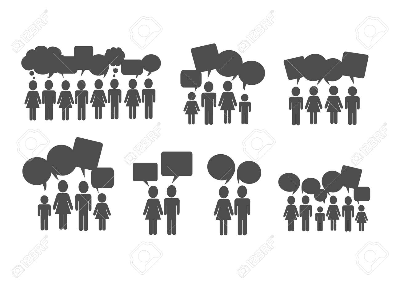 pictograms people Man Icon Sign Symbol Pictogram Stock Vector - 24131231