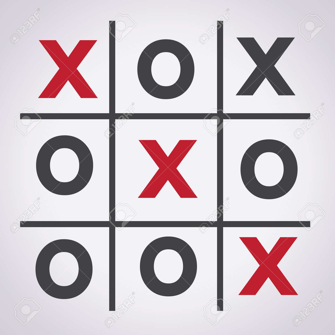 Tic Tac Toe XO Game , Tic, Tac, Toe, X, Game, O Royalty Free ...