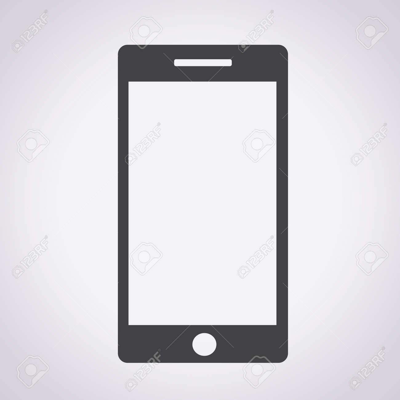 スマート携帯電話のイラスト ロイヤリティフリークリップアート