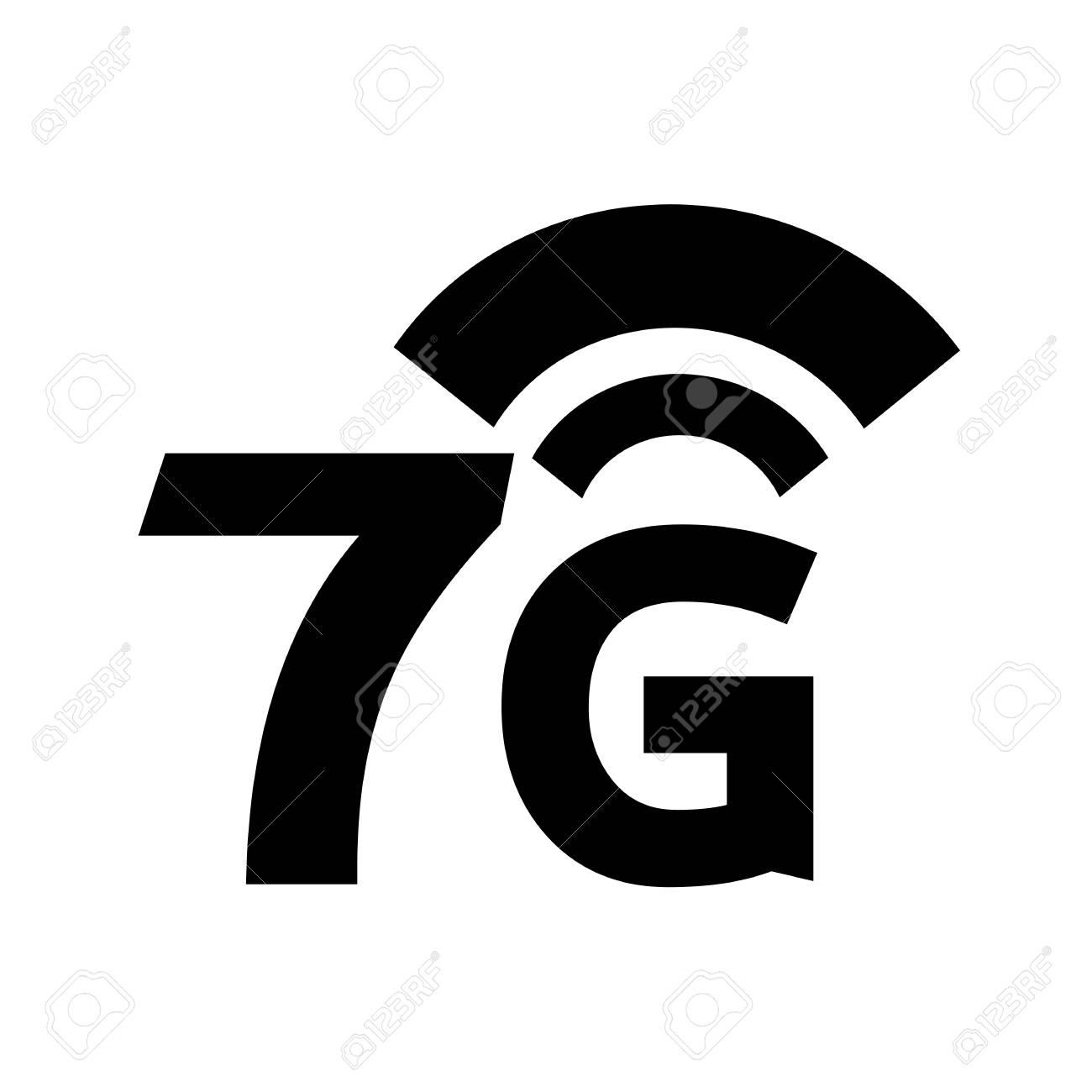 Amazing wireless internet icon contemporary electrical circuit 7g wireless internet icon royalty free cliparts vectors and biocorpaavc