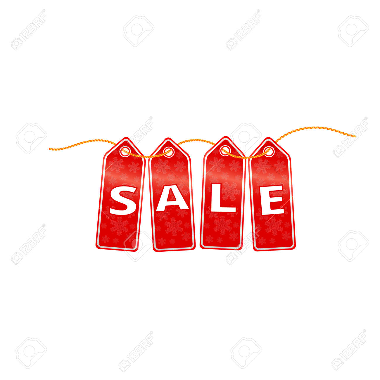 christmas sale banner new year discounts stock vector 69454313