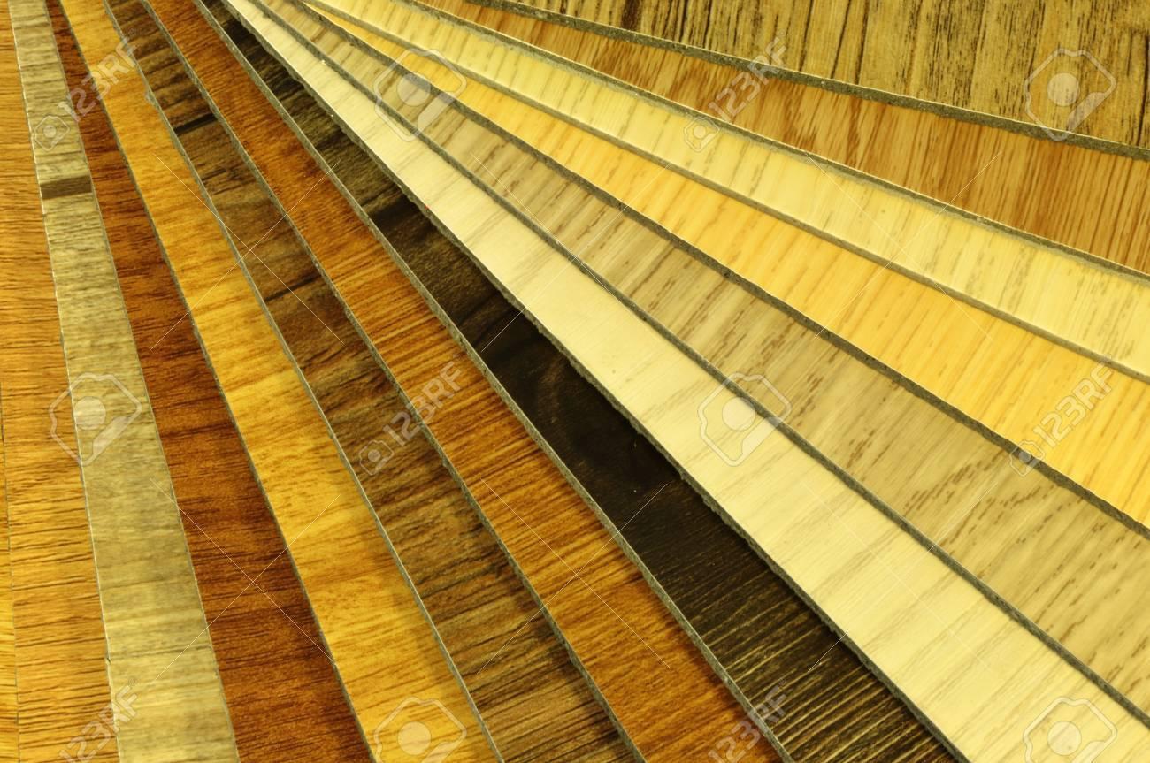 Beliebt Bodenplatte Für Muster; Holz Farbe Und Textur Proben Laminat KB64