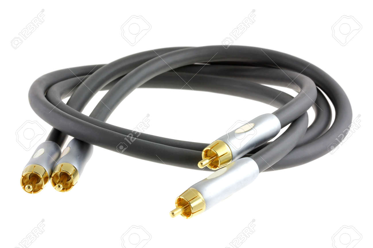 Good Quality Of Audio Cable RCA Connector Phono Cinch Connector ...
