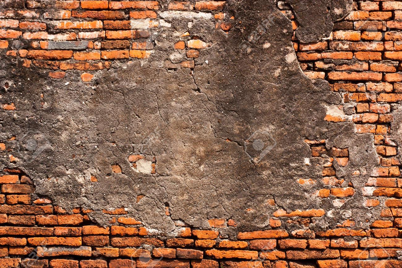 Enduire Un Mur En Brique Rouge