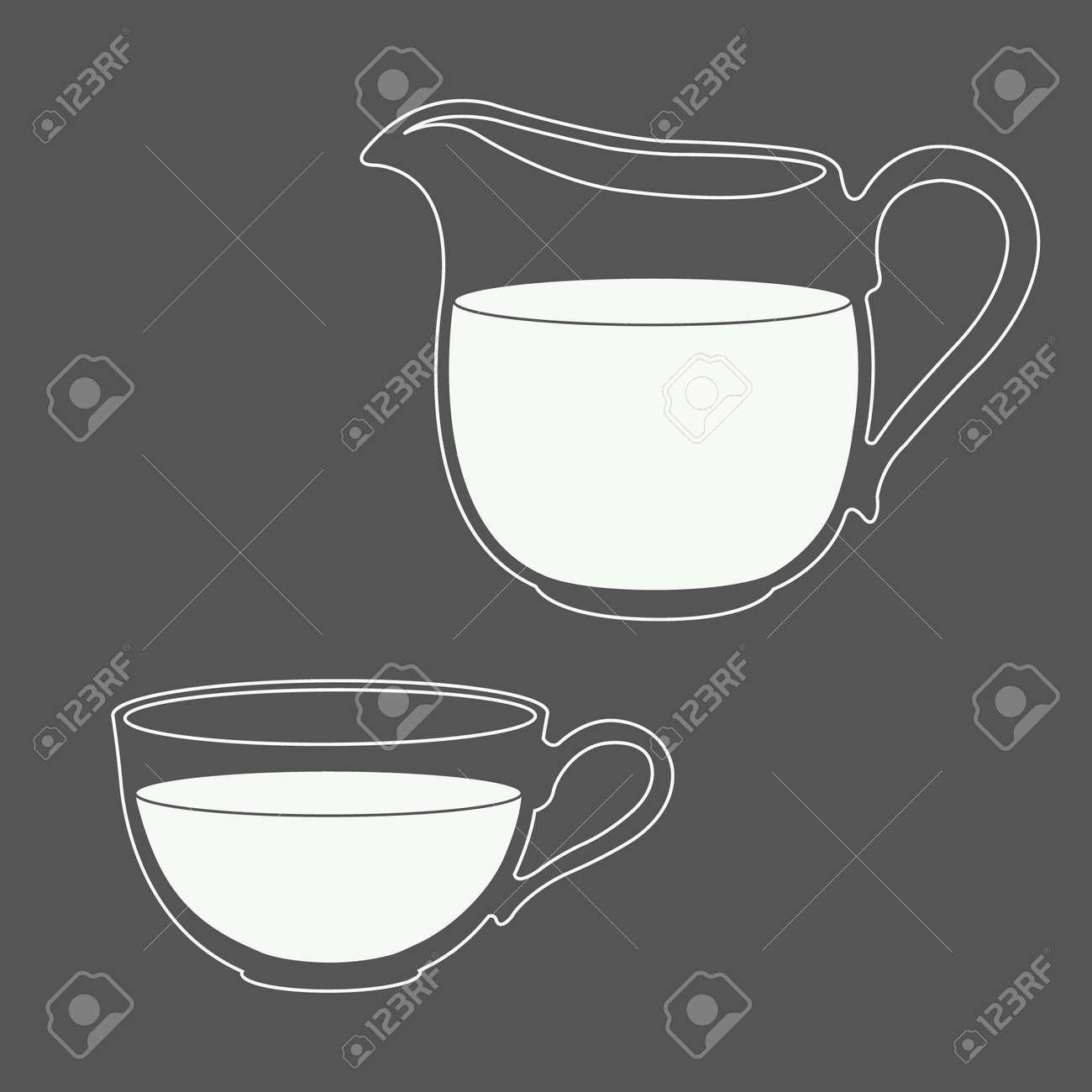 Schön Tee Tasse Malseite Fotos - Malvorlagen Von Tieren - ngadi.info