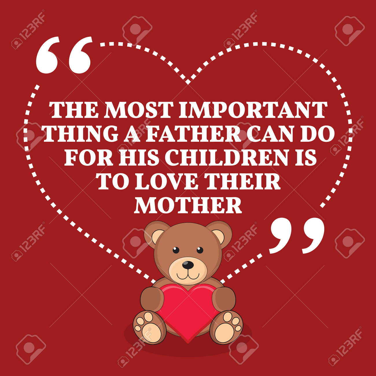 Inspirational Quotes About Loving Children Inspirational Love Marriage Quotetye Most Important Thing A