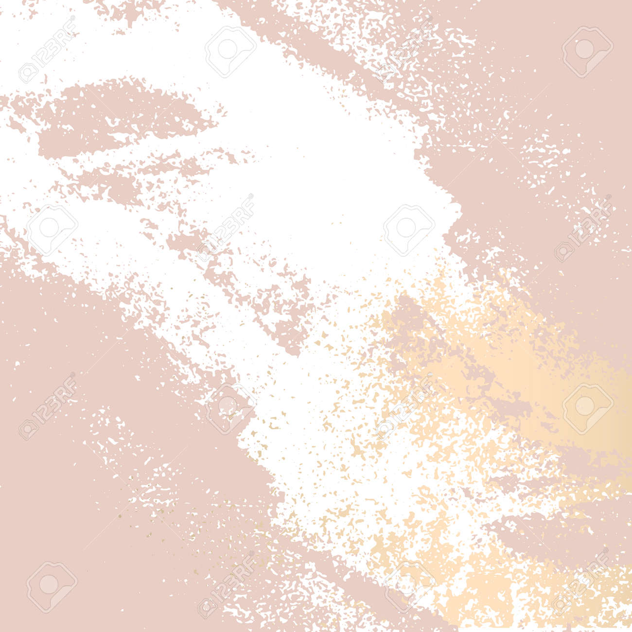 Trendy Blush Pink Gold Feminine Pastel Texture Background For Royalty Free Cliparts Vectors And Stock Illustration Image 135030267