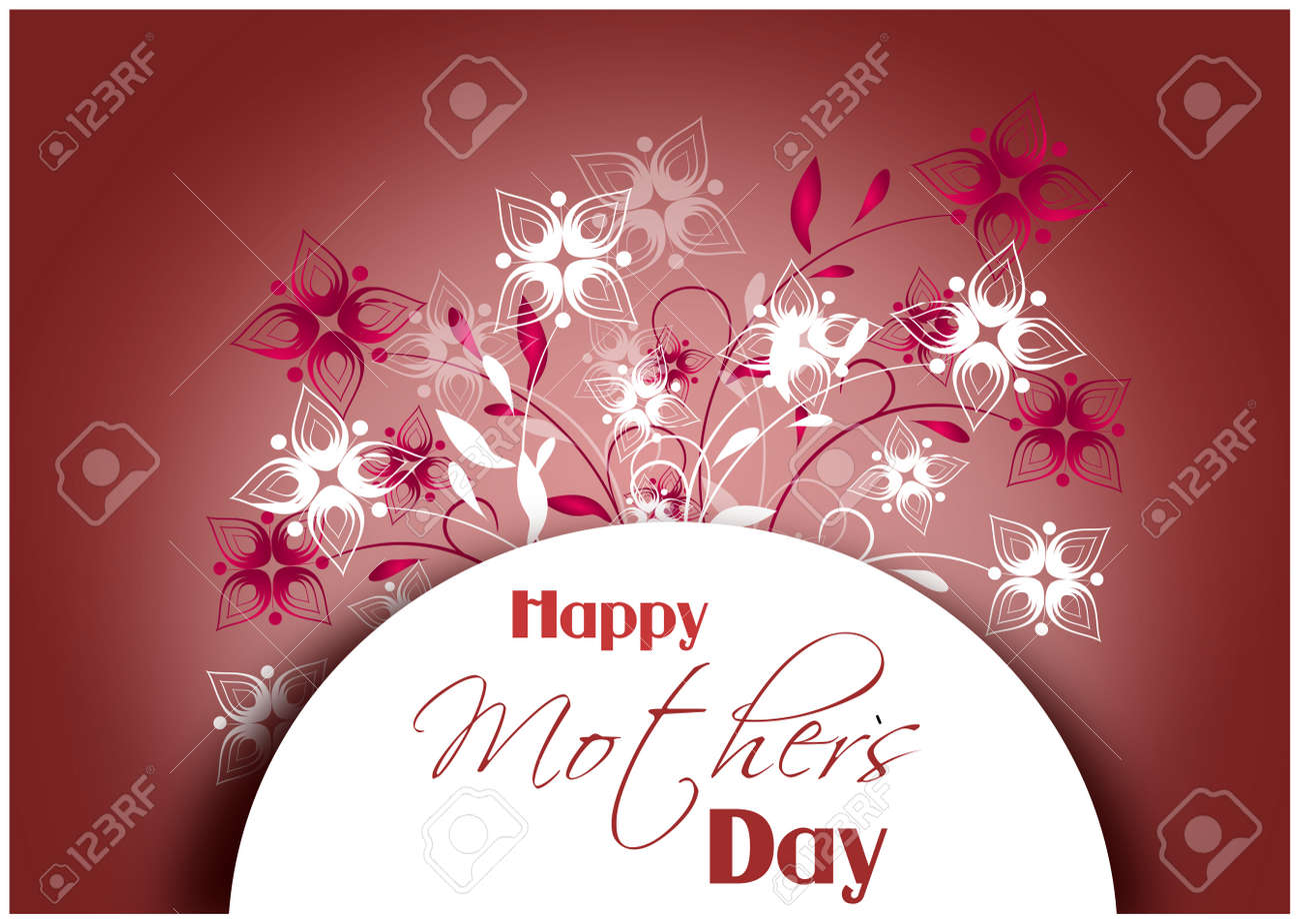 White pink greeting card to mothers day stock photo picture and stock photo white pink greeting card to mothers day m4hsunfo