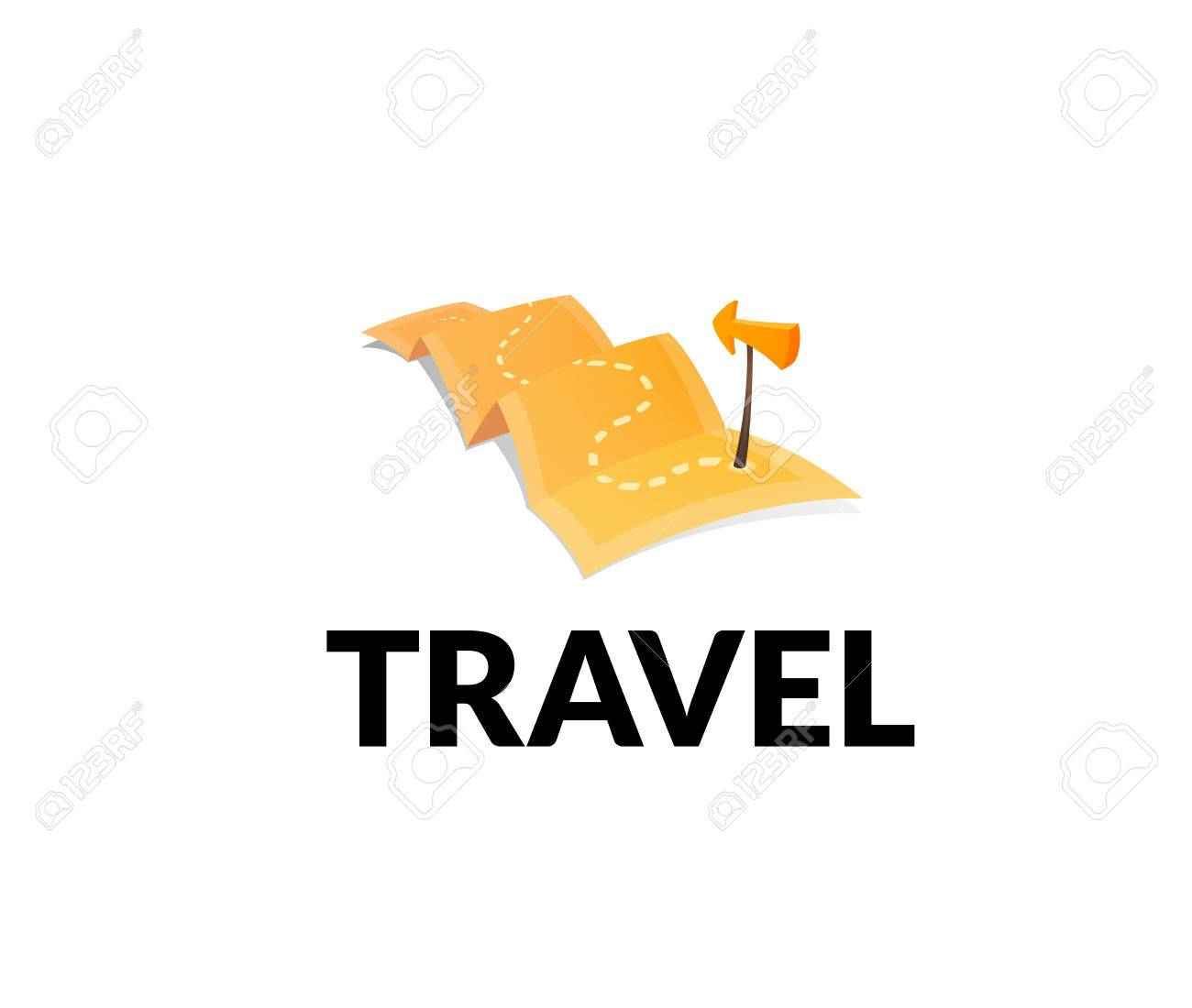 World tour concept logo isolated on white background long route vector world tour concept logo isolated on white background long route in travel map with guide marker vector illustration gumiabroncs Images