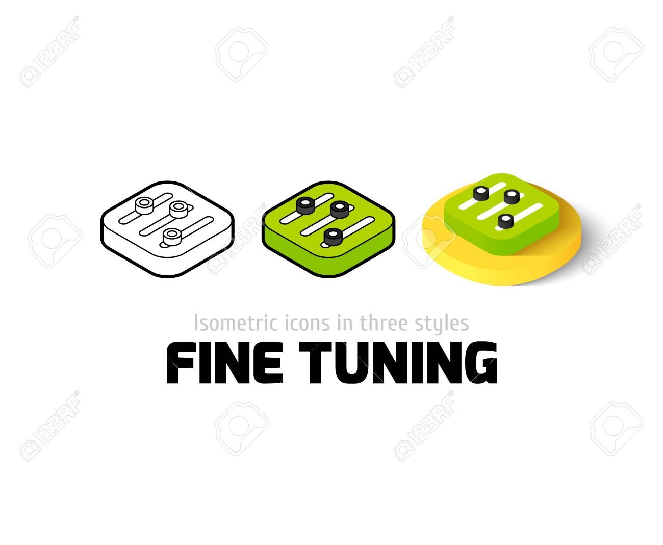 チューニング ファイン