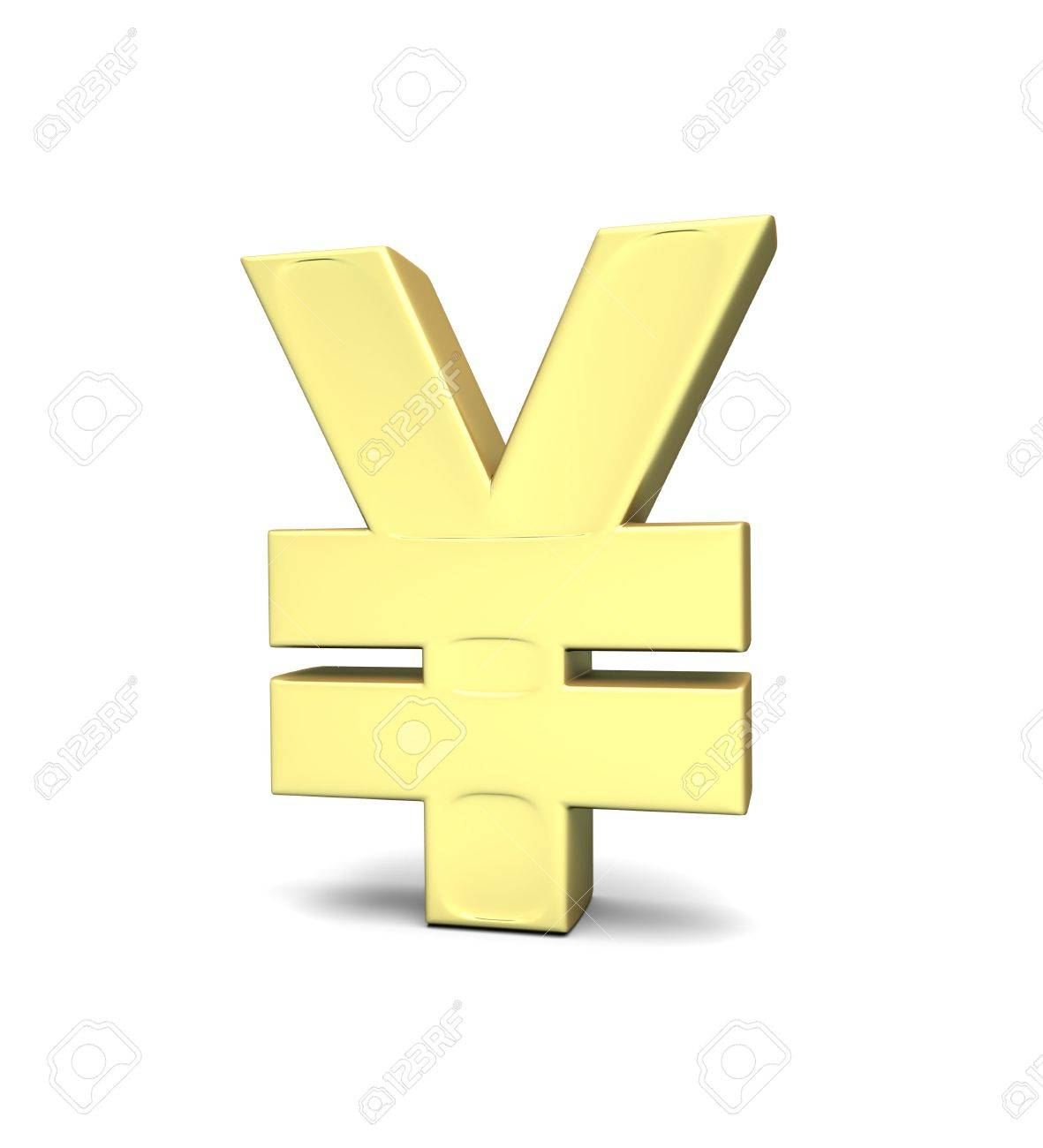 Yen currency symbol on white background with clipping path 3d yen currency symbol on white background with clipping path 3d render stock photo 3224110 biocorpaavc