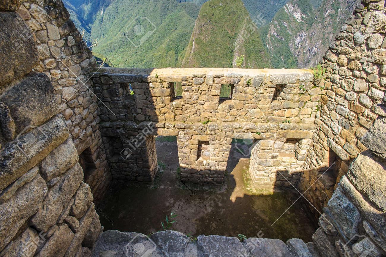 Machu Picchu A PreColumbian Thcentury Inca Civilization - Metres above sea level
